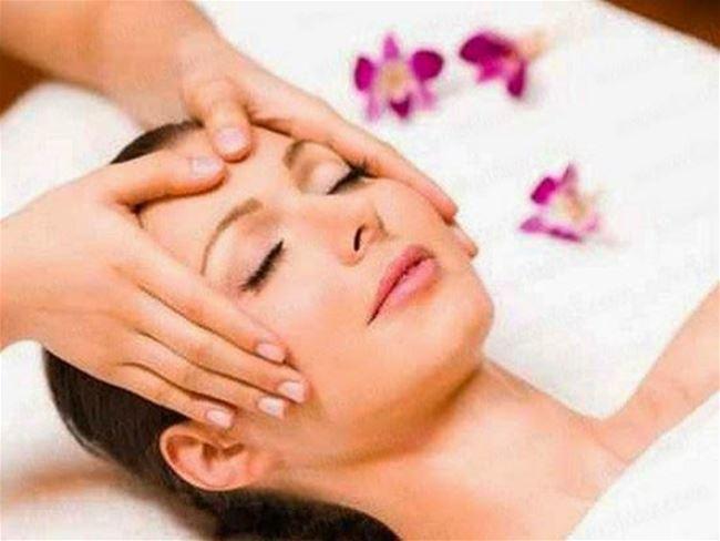 Kết quả hình ảnh cho Massage mặt